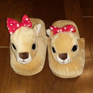 Clarice bedroom shoes